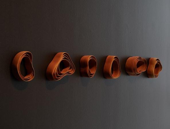 Loop series, wall pieces